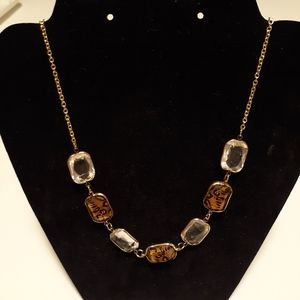 "Jewelry - 30"" animal print Necklace"